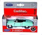 Cadillac 1953 Eldorado Convertible - 1:34 Scale Nex Die Cast Model Car - Toy Car