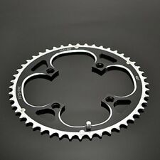 Driveline CNC 7075 Alloy Chainring 48T, BCD 104mm, 103g, Black