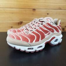 Nike Air Max Plus LX Women's Shoes Velvet Dusty Peach Pink Beige AH6788-201