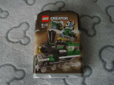 Entièrement neuf dans sa boîte Lego 4837 Mini Train 3 in 1 Set