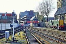 PHOTO  LINCOLN CENTRAL  RAILWAY STATION BOX. L.W. 1.7.94