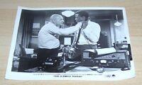 Sidney Poitier Telly Savalas Original Photo Publicity Vintage Production Still