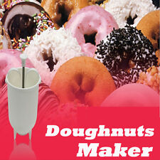New Hit Homemade Doughnuts Maker Tool Cookie Biscuit Bread Cake Cracker Cutters