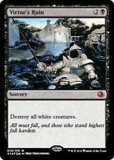 VIRTUE'S RUIN From the Vault Annihilation Black Magic Gathering MTG NM