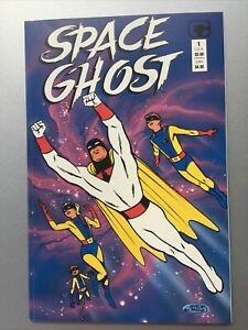 Space Ghost #1, Comico Comics 1987 VF