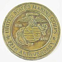 USMC 2nd Marine Division USMC Birthday 1996 Challenge Coin (CC61)