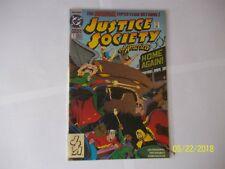 JUSTICE SOCIETY 1992 GREAT CONDITION