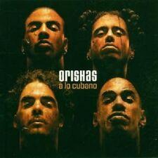 """ORISHAS """"A LO CUBANO"""" CD NEUWARE"""