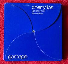 Garbage – Cherry Lips (Go Baby Go!) (Remixes) cd promo TRASH42 Italian SIAE