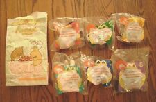 1997--ANIMAL PALS (Complete SET of 6 Toys) by McDonald's [NIP]