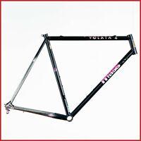 MASS VOLATA 4 COLUMBUS EL STEEL FRAME SET VINTAGE ROAD BICYCLE 90s EXTRA LIGHT