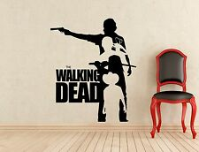 Walking Dead Wall Decal Zombie Movie Vinyl Sticker Horror Art Decor Mural (365z)