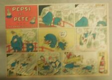 Pepsi and Pete The Pepsi-Cola Cops! from 1940's  7.5 x 10 inches Stan Randall !