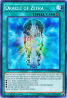 *** ORACLE OF ZEFRA *** SUPER RARE PEVO-EN050 MINT/NM 3 AVAILABLE! YUGIOH!