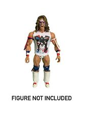 WWE Ultimate Warrior 'American Spirit' Custom Shirt For Mattel Figures.