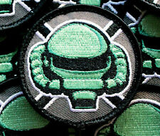 MSTrooper - cosplay patch inspired by zaku zeon gundam anime