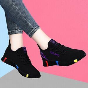 Zapatos 2021 Para Correr Para Mujer Zapatillas De Tenis Transpirables De Moda