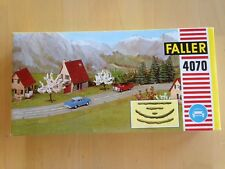 Faller 4070 Roadway Embankment, Train Track Slot Cars, Road edging, HO Scale