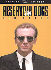 Reservoir Dogs (Dvd, 2002, Mr. Orange 10th Anniversary Limited Edition)