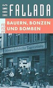 Bauern, Bonzen und Bomben von Fallada, Hans   Buch   Zustand gut
