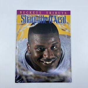 Beckett Tribute Shaquille O'Neal #4 Basketball Magazine 1994 Shaq Photos Pic Vtg