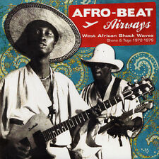 AFRO FUNK LP x2 -  AFRO-BEAT AIRWAYS WEST AFRICAN SHOCKWAYS  - Ghana & Togo