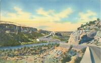 Postcard The Pecos River Southwest Texas