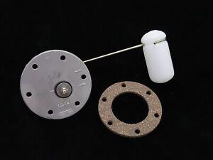 Fuel Tank Sensor Sending Gauge 6/12V System And Gasket Willys Jeep