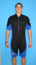 Wetsuit 3MM Mens XL Shorty  Scuba Surf Dive  #8910