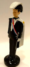 Knights of Columbus Color Corps Statue in full regalia 4th Degree Past Navigator