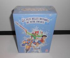 Les plus belles histoires de votre enfance coffret 5 DVD Dessins animé Garçons