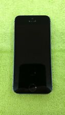 Apple iPhone 5s A1533 16GB Touchscreen Space Gray Smartphone (AS IS)