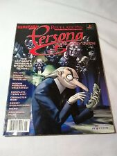Official Persona Strategy Guide - PlayStation - 1997