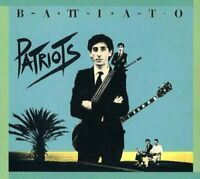 LP Franco Battiato Patriots vinile