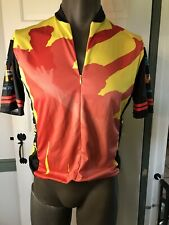 Mens Short Sleeve Cycling Team Seaside Jersey MS Ride 2011