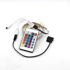 RGB LED Strip Light 5050 SMD Remote Control PC Computer Case Adhesive tape DC12V