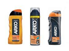 ARKO Comfort Herren Pflege Set After Shave Rasiergel Duschgel 700ml Herrenpflege