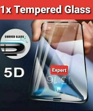 9H Curved FULL COVER TEMPERED GLAS For iPhone XR,XS,11 Pro MAX 7 8 SE 2 nd Gen