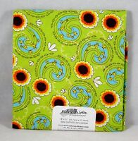 Chill /& Thrills Glow in the Dark EYES Halloween Fabric by the 1//2 Yard   #6970G