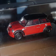 New Mini Chili Red - Mini BMW - Scala N - Oxford  - Nuovo