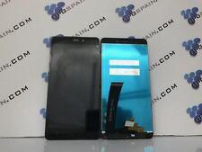 REPUESTO PANTALLA TACTIL + LCD PARA XIAOMI REDMI NOTE 4 COLOR NEGRA ENVIO mrw24h