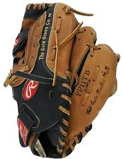 "Baseball Glove Mitt Rawlings 11"" PP11TB Gold Glove Co Leather right hand thrower"