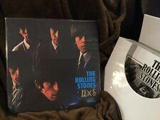 Rolling Stones - 12X5  MONO 180 GRAM Vinyl LP 2016 new sealed from 2016 box
