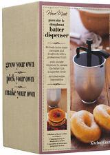 Kitchen Craft Donut Teigspender Doughnut Dispenser