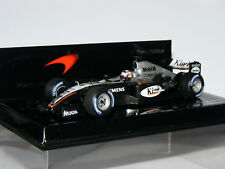 Minichamps Team McLaren Mercedes MP4/19 Kimi Raikkonen Team Edition 1/43