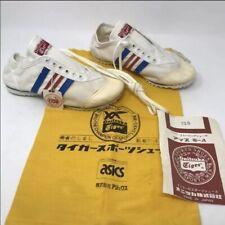 VINTAGE ORIGINAL 1960s ONITSUKA TIGER MEXICO MENS SIZE 5.5 RUNNING SHOES JAPAN