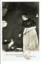 CPA - Carte Postale-France-Mont St Michel: Mme Poulard faisant son omelette
