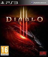 Diablo III 3 - Jeu PS3 - Neuf sous blister - PAL FR
