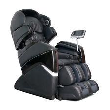 Black Osaki Pro Cyber Zero Gravity Massage Chair Recliner + 4 Year Warranty