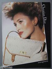 R&L Ex-Mag Advert: Christian Dior Handbag / Vauxhall Nova Alloy Wheels Gucci